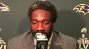 ... Ravens safety Ed Reed talks about Ray Lewis and the safety of football