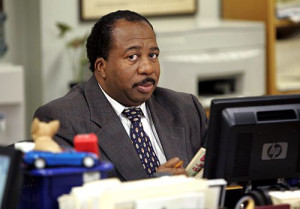 stanley hudson fictional character from the us television series the