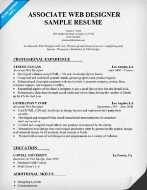 instructional designer resume sample three design resume
