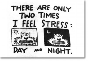 stressed out The New Age of Stress