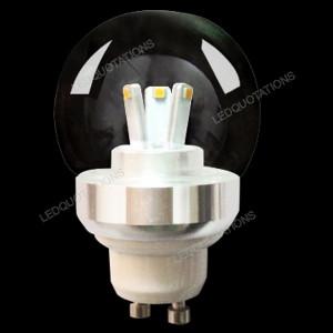 Energy Saving Dimmable AC 85-265V GU10 4W 6 LED Samsung 2323 SMD Light ...