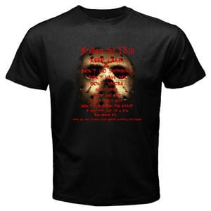 Jason-Friday-The-13th-Quote-Horror-Movie-TV-Show-Mens-Black-T-Shirt ...