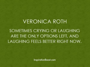 Veronica Roth Option Quotes