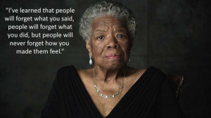 Remembering Maya Angelou With Her Greatest Quotes And Speeches