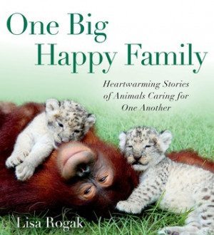 One Big Happy Family: Heartwarming Stories of Animals Caring for One ...