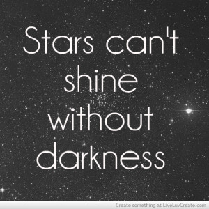 cute, love, pretty, quote, quotes, stars cant shine
