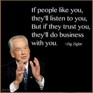 Jika seseorang menyukai Anda, mereka akan mendengarkan Anda. Tapi bila ...