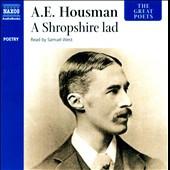 Alfred Edward Housman Samuel West A Shropshire Lad Naxos AudioBooks