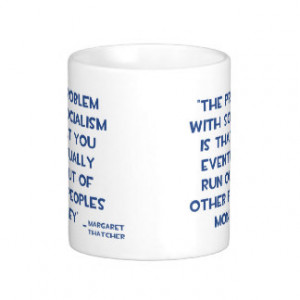 Thatcher Quotes Gifts