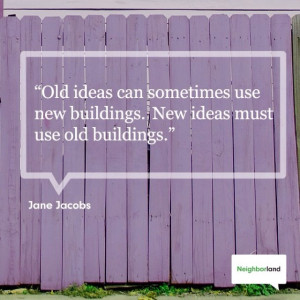 New ideas must use old buildings.. #historic #preservation #renovation