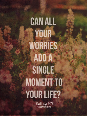 Don't Worry, Just Breath.