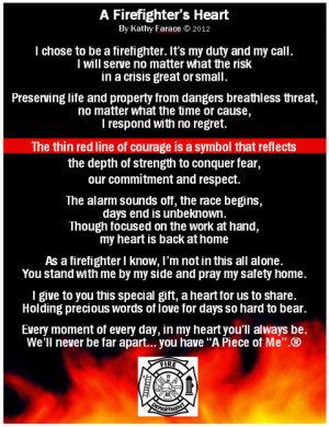 Firefighters Heart