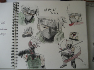 Kakashi Quotes Hatake kakashi - self r. by