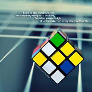 Rubix Cube Quotes