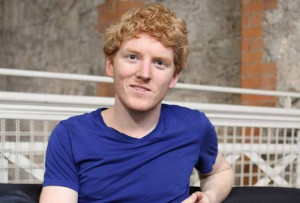 Patrick Collison from Stripe Pictures Declan Masterson Photography