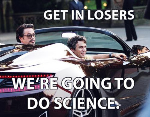 Mark Ruffalo had never heard of the intensely hilarious Science Bros ...