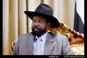 Salva kiir mayardit - On December 20, 2011, Kiir visited Israel to ...