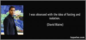 David Blaine Quotes