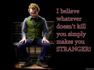 The Dark Knight Quotes Joker Dark knight jo.