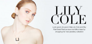 LILY COLE QUOTES
