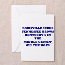 Funny Basketball Greeting Card