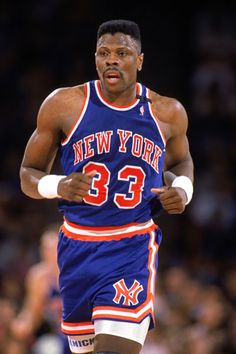 Patrick Ewing is a famous NBA player who was born in Kingston, Jamaica ...