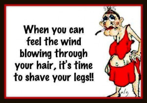 Wind blowing through your hair funny facebook quote
