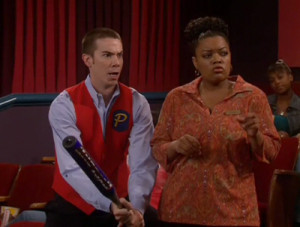 You might know Yvette Nicole Brown as Shirley on NBC's Community ...