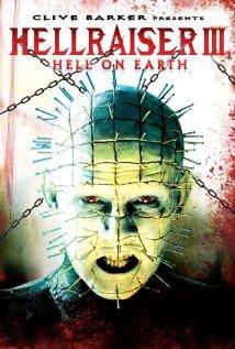Hellraiser III: Hell on Earth (1992) Poster