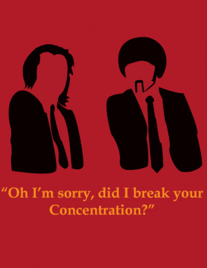 Pulp Fiction Bible Quote