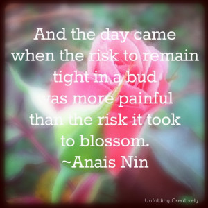Quote - Blossom