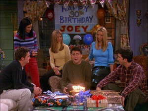Friends Who had the best
