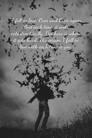 Fallen by Lauren Kate ~ Quote