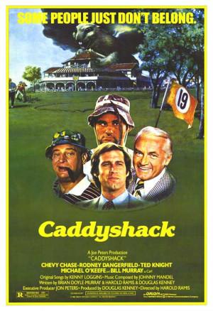caddyshack movie quotes