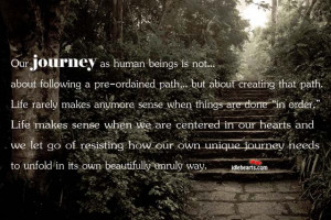 Quotes About Our Journey