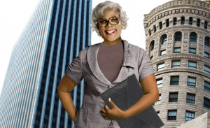 ... We're Afraid to See: Tyler Perry's Madea Diversifies Her Portfolio