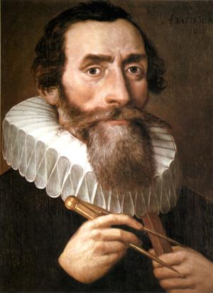 Algebraic Surfaces: Platonic Solids, Kepler Model and Johannes Kepler
