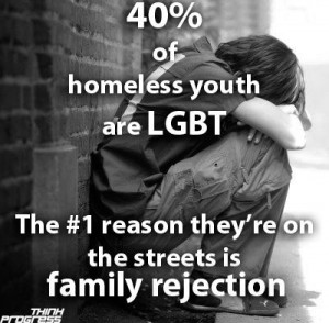 Homeless LGBT Youth Need Your Support This #SpiritDay