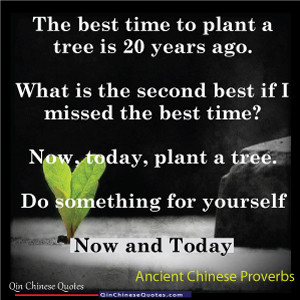 Qin Chinese Quotes: Ancient Chinese Proverbs .