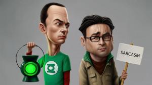 TV Show The Big Bang Theory Sarcasm Jim Parsons Sheldon Cooper Johnny ...