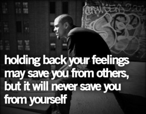 Rapper, j cole, quotes, sayings, holding back your feelings