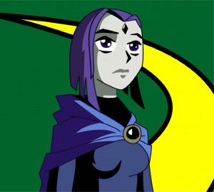 Would Raven From Teen Titans