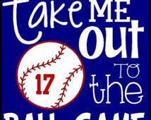 ... me out to the ball game baseball mom shirt, t-ball mom softball mom