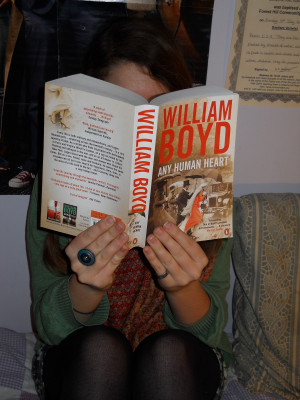 Any Human Heart' by William Boyd.