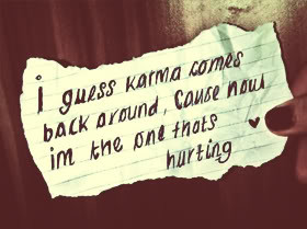 Bad Karma Quotes & Sayings