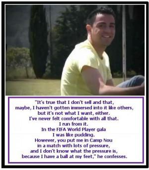 larojacampeones:Quote 38 - the anti-cristiano ronaldo futbal player