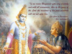The Message of Bhagavad Gita By: Radhanath Swami