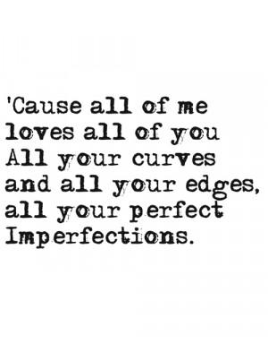 All Of Me John Legend Quotes Of me, love, john legend