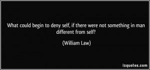 More William Law Quotes