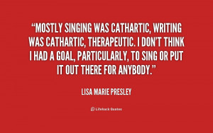 Lisa Marie Presley Quotes